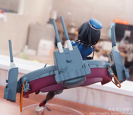 Takao KanColle Max Factory preview 02