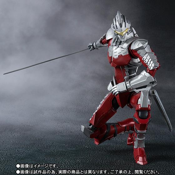 Ultraman Suit Ver 7.2  (1)