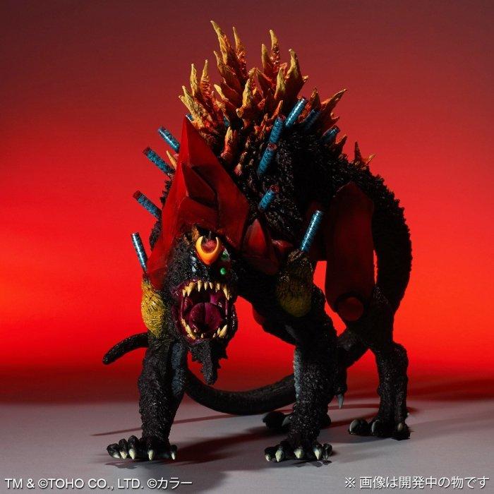 eva 02 - beast mode - gojira - pre - 1