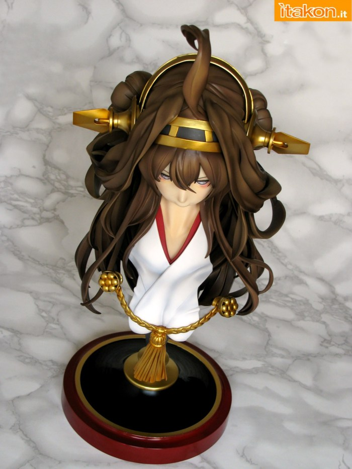 044 Kongo Bust Kantai Collection KanColle GSC WHS recensione