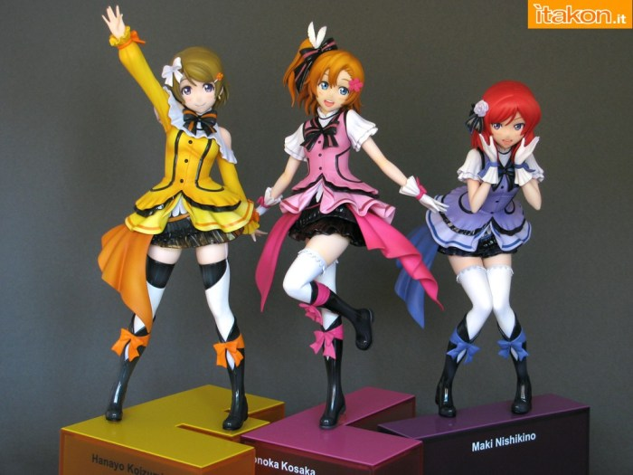 056 Love Live! School Idol Project Stronger recensione