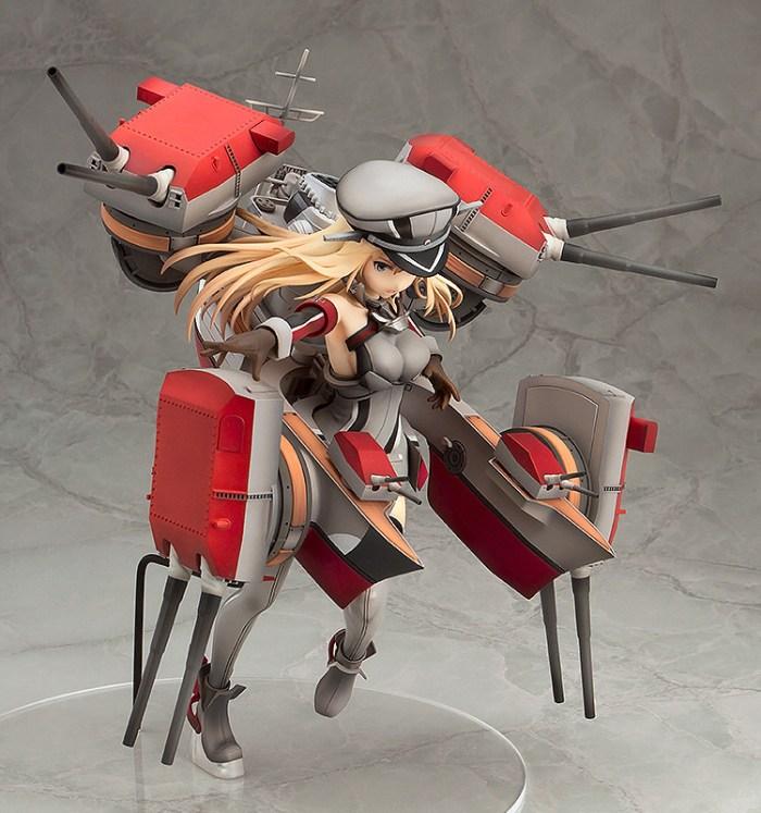 Bismarck Kai KanColle GSC pre 04