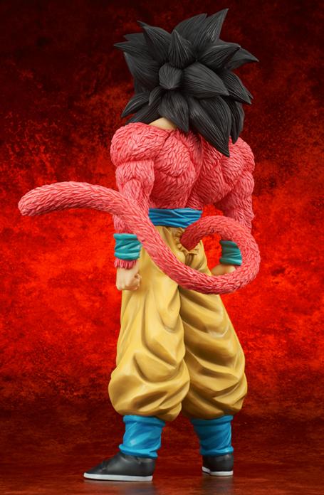 Dragon Ball GT - Son Goku SSJ4 - Gigantic Series 02