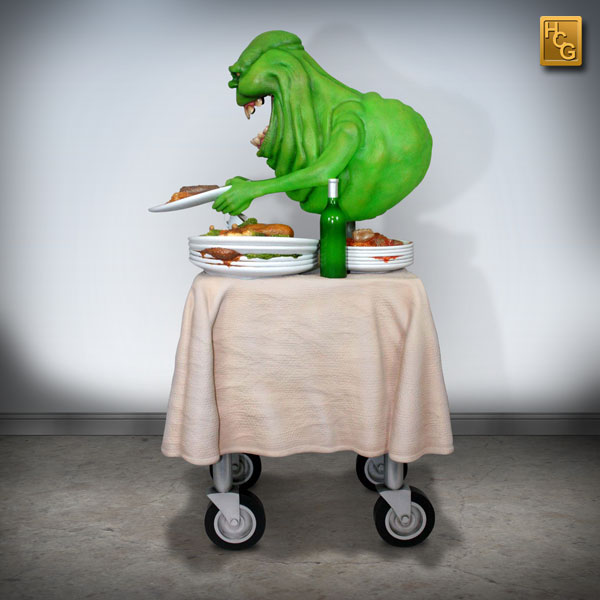 HCG-Ghostbusters-Slimer-Statue-005