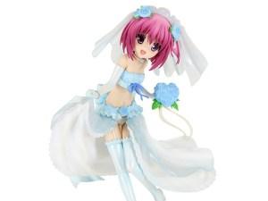 Minato Tomoka Blue Wedding ver. di PLUM-evi