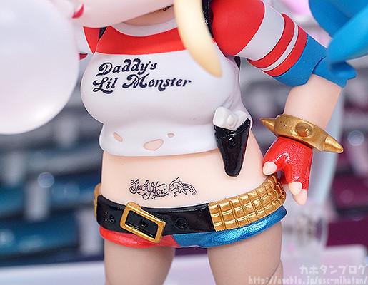 Nendoroid Joker Harley Quinn Suidice Edition gallery 10