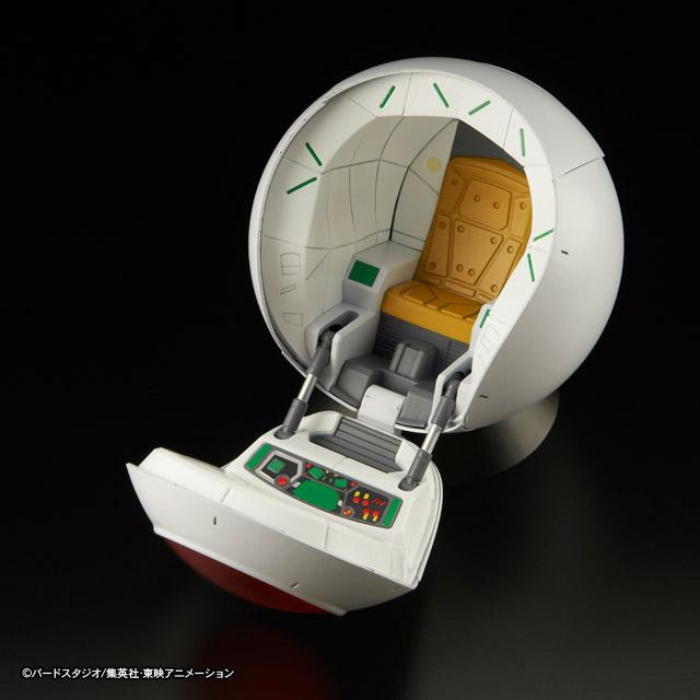 Saiyan's Spaceship Pod (6)