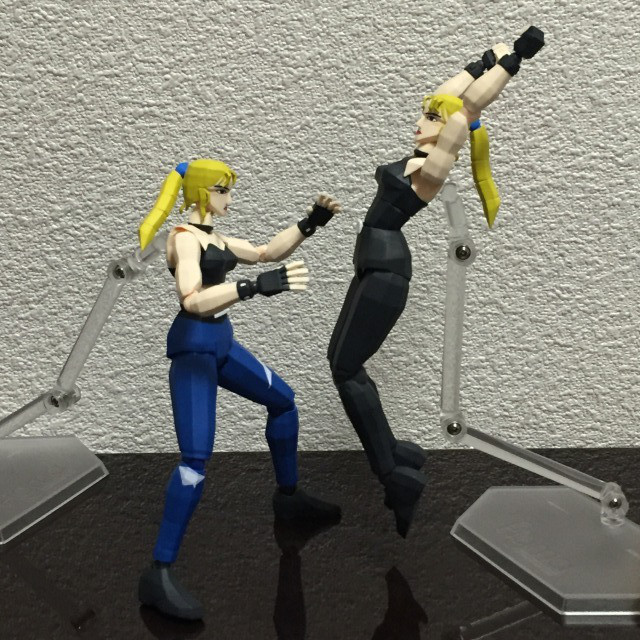 figma FREEing Virtua Fighter released 05