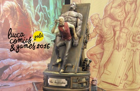 Caronte Studios presente a Lucca Comics & Games 2016
