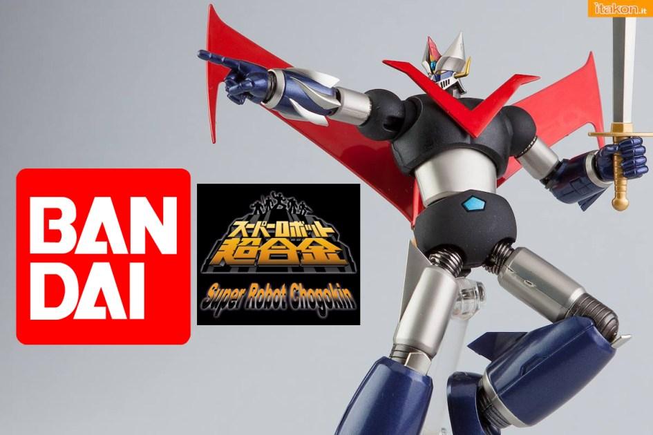 Bandai: Super Robot Chogokin Great Mazinger Kurogane Finish – Recensione