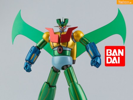 "Bandai: Super Robot Chogokin Mazinger Z ""Jeeg Color Version"" – Recensione"