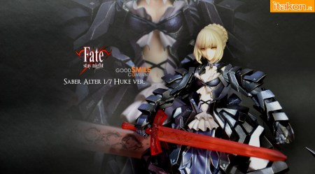 Good Smile Company: Saber Alter 1/7 Wonderful Hobby Selection – Recensione