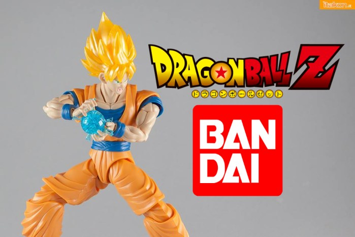 Dragon Ball Z: Son Goku SSJ Figure-Rise Standard di Bandai - Recensione