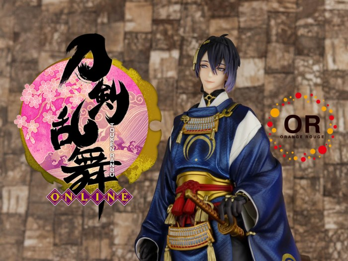 Touken Ranbu: Mikazuki Munechika 1/8 di Orange Rouge - Recensione
