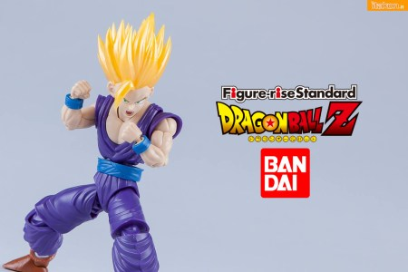 Dragon Ball Z: Son Gohan SSJ2 Figure-rise Standard di Bandai – Recensione