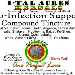 co-infection support label