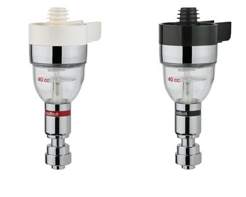 Dosatore per liquidi ottici