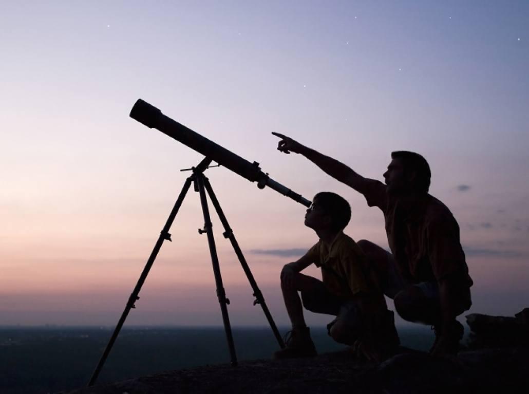 come scegliere telescopio