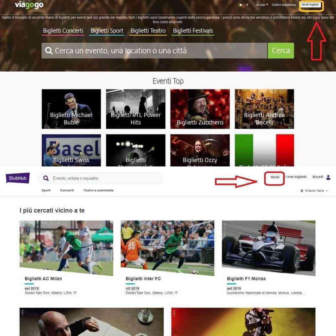 Come vendere online biglietti di concerti ed eventi