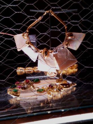 Torino - i gioielli di Gianfranco Ferré in mostra a Palazzo Madama