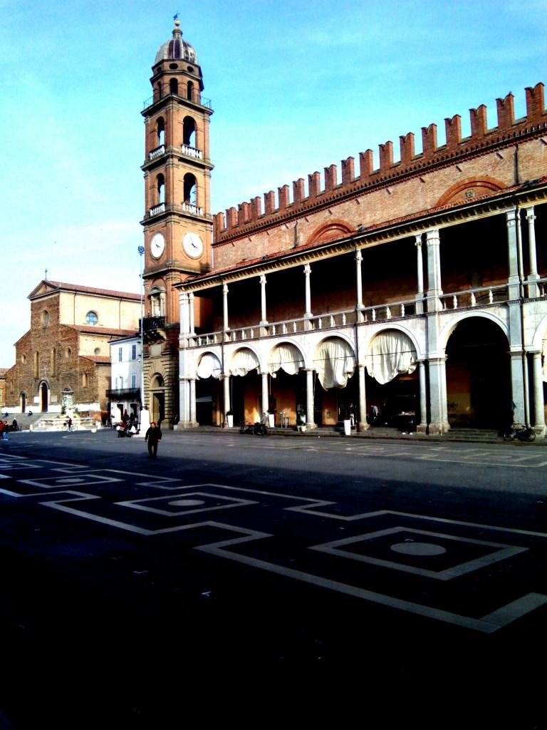 Faenza - centro storico