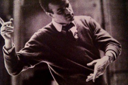 Franco Zeffirelli dirige