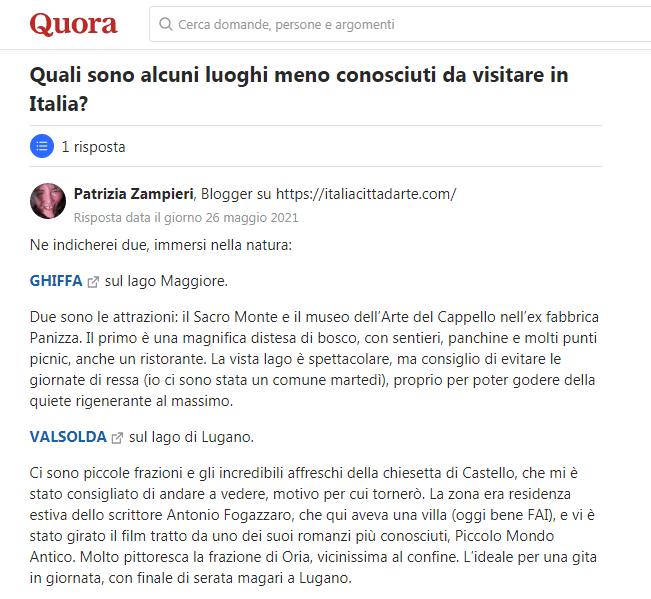 PORTFOLIO quora