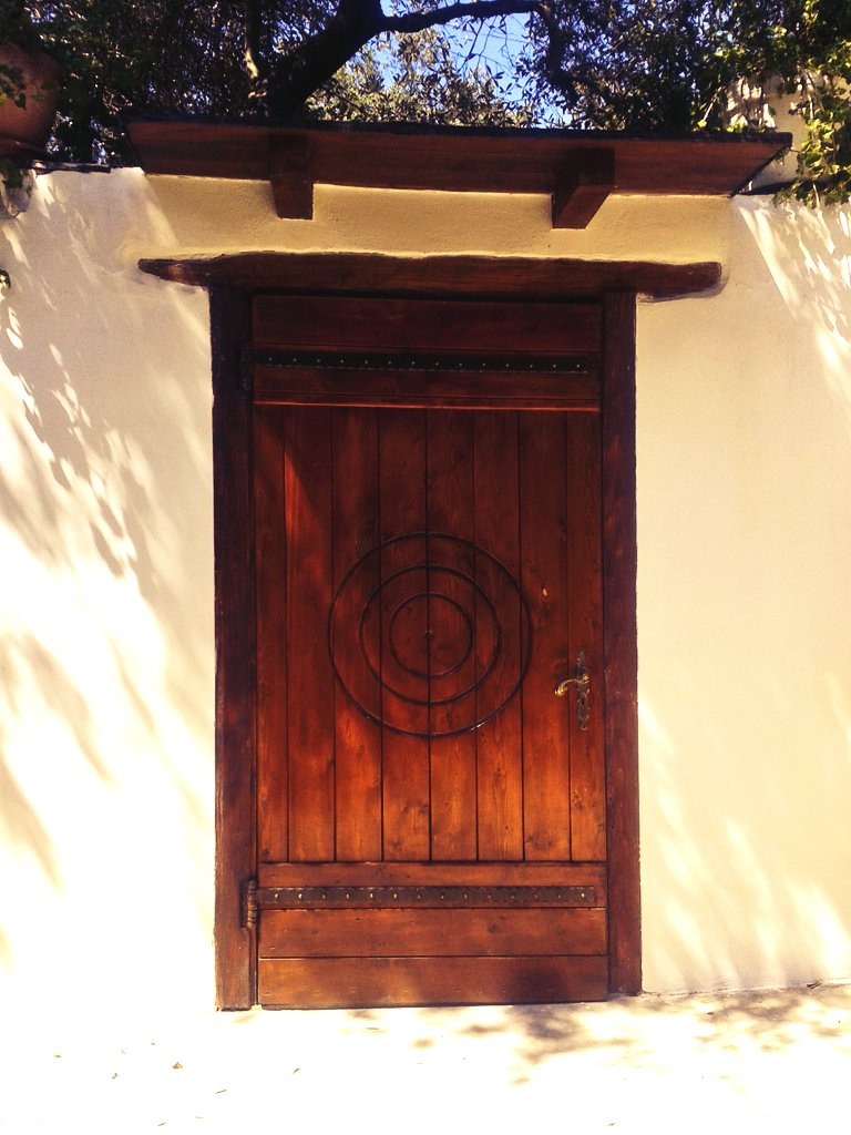 Door in Apulia's House