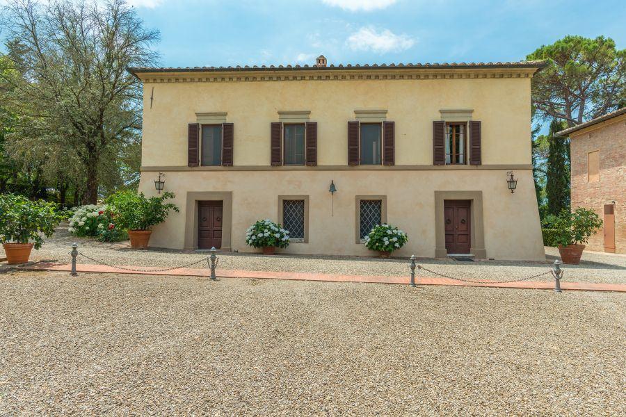 Offerte di Capodanno Appartamenti Tenuta Siena in Toscana
