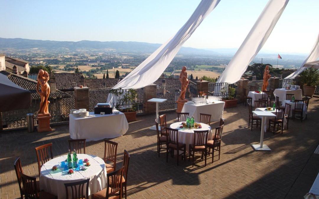 Offerte di Capodanno Hotel Assisi centro con Spa in Umbria