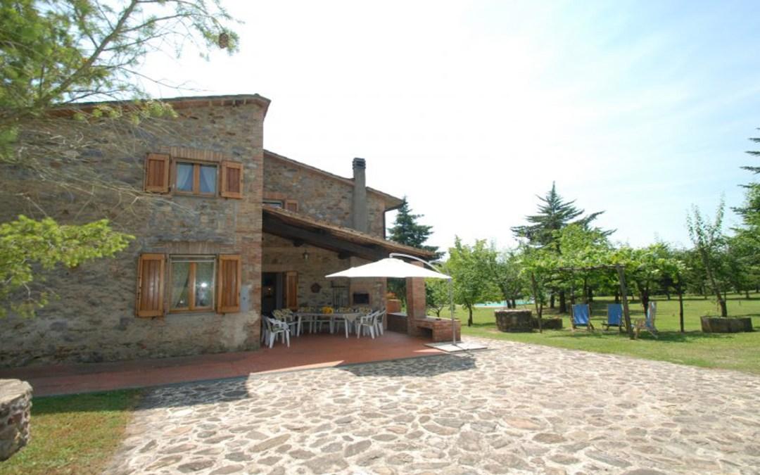 Offerte di Capodanno Villa singola Poggio in Toscana