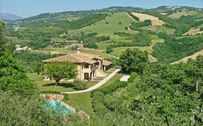 Offerte di Capodanno in Casale a Valfabbrica in Umbria