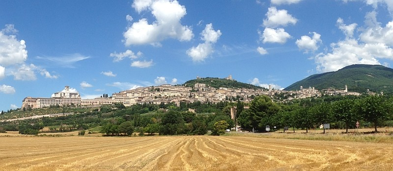 La Vacanza ad Assisi in Umbria dopo il coronavirus