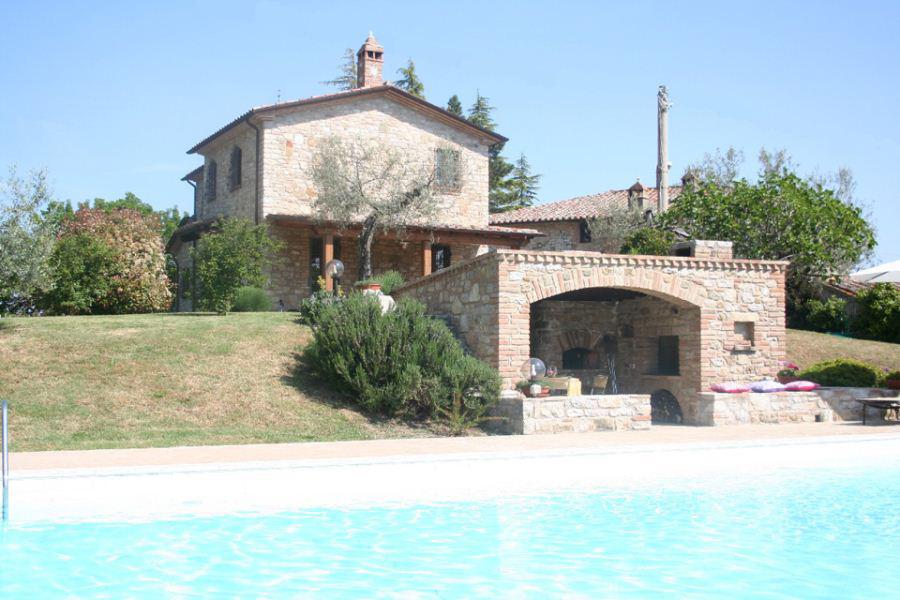 Villa in Affitto in Umbria per la Vacanza di questa estate