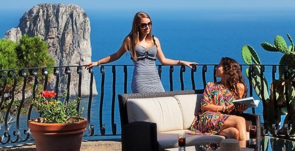 Italian Boutiques Amp Hotels In The Mediterranean Region