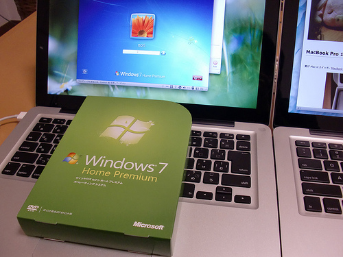 Windows7 Box 0001 Microsoft: Windows 7 ha venduto 150 milioni di copie, 25 milioni di copie al mese e 7 copie ogni secondo