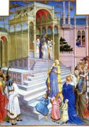renaissance northern brothers limbourg italian purification virgin riches heures illuminated manuscript tres 1413 1416