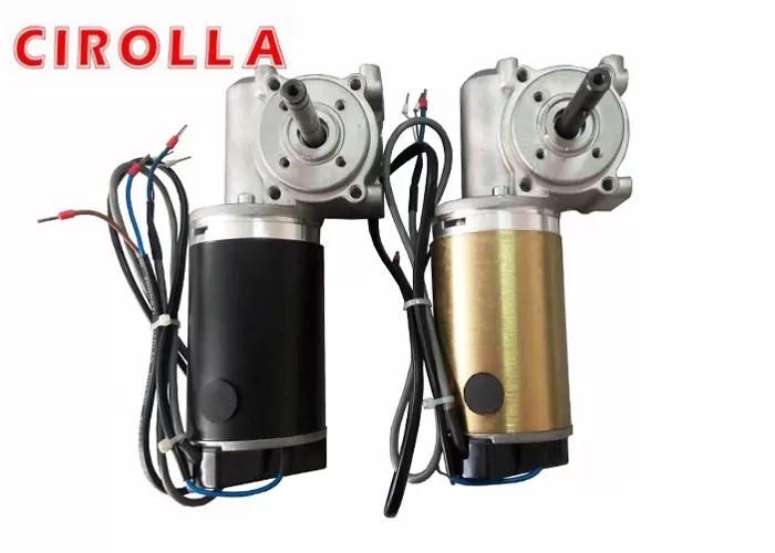 motore elettrico della porta del codificatore intelligente 60W per la porta automatica degli hotel
