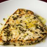 Swordfish Sicilian Style
