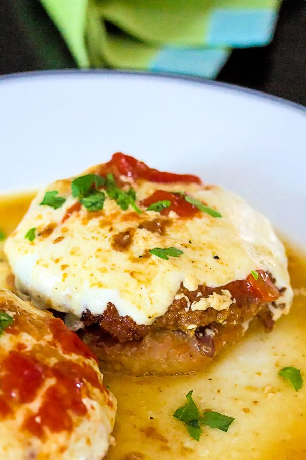 Veal Sorrentino The Italian Chef