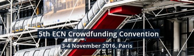 ECN Crowdfunding Convention