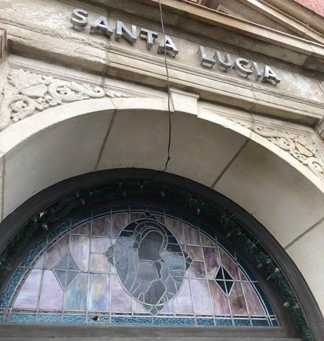 Italian Church And School Closed in Chicago: Santa Lucia In Armour Square Is No More
