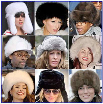Cappelli Lana fashion : Il colbacco di pelliccia