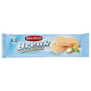 WAFERS LATTE BALOCCO 90 GR THAILAND