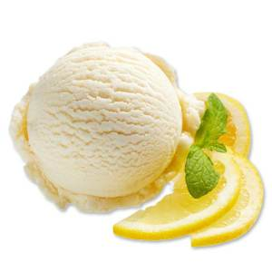 Italian Ice Cream Lemon Thailand