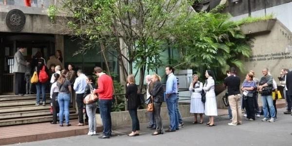 Consulado italiano de Sao Paulo