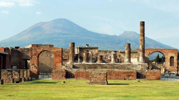 Pompeia é o terceiro museu mais visitado do país