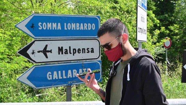 Lombardia em alerta: aumenta números de novos casos e mortes