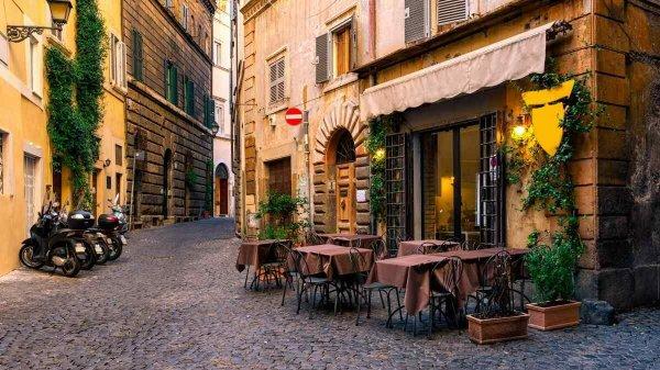 Bares e restaurantes da Itália