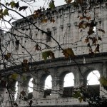 Colosseo travertino